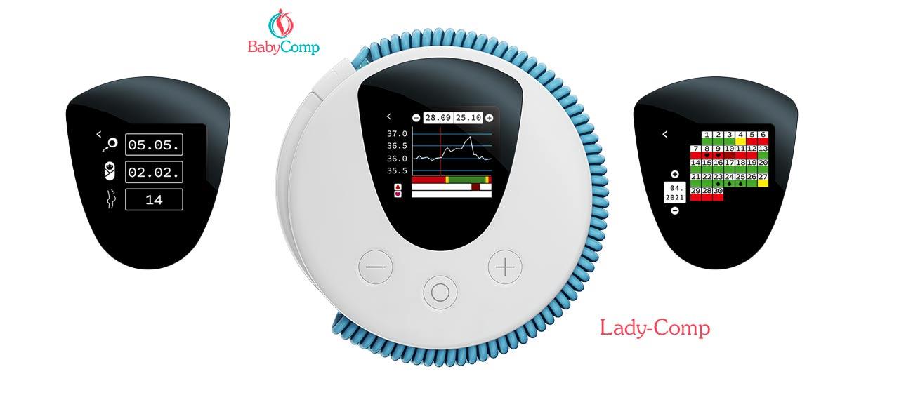 Lady-Comp Contraccezione e Procreazione