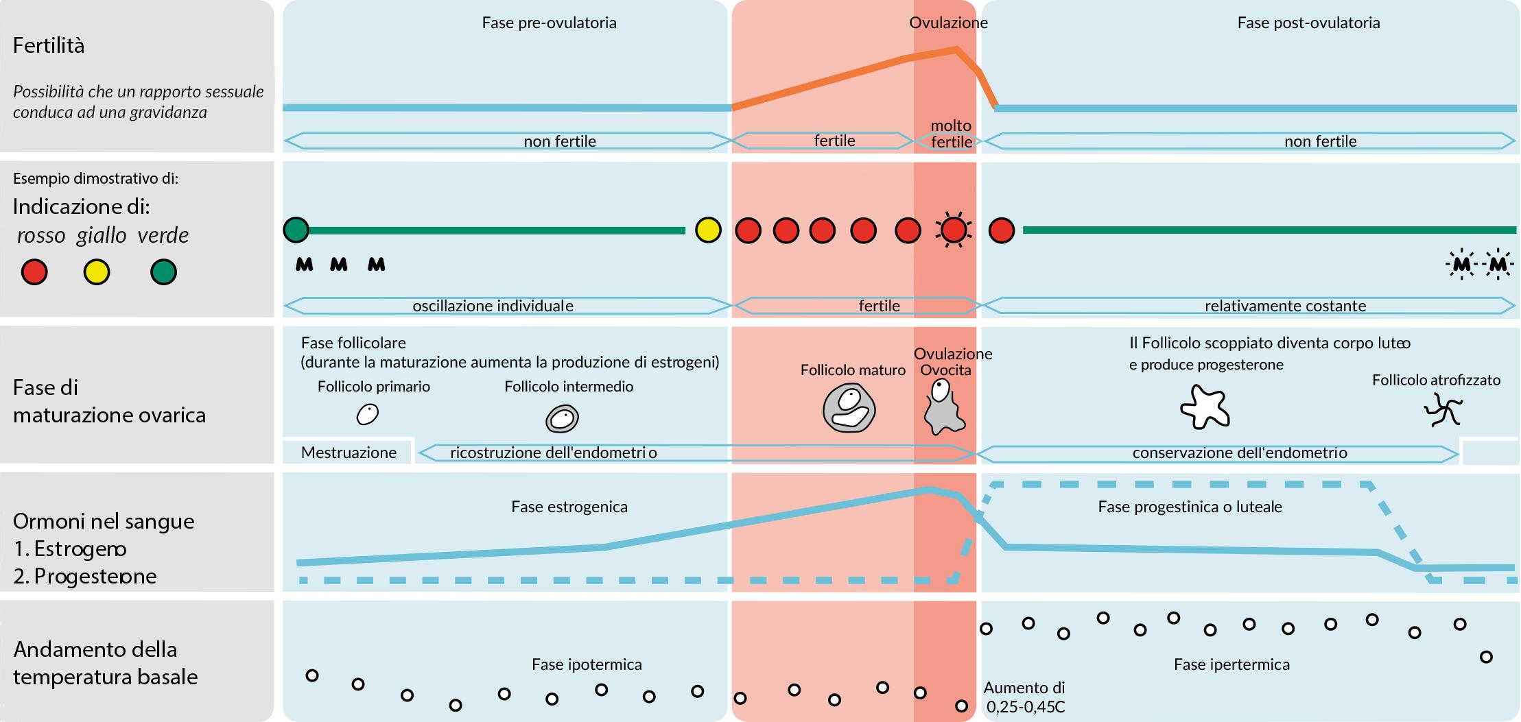 Spiegazione del metodo con tabella